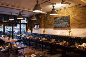 Hoxton Square - Kitchen table restaurant london