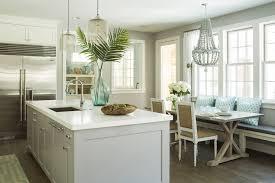 beach kitchen design beach style kitchen with blue glass mosaic glass tiles cottage