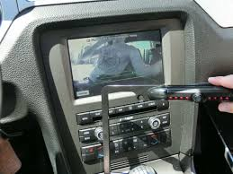 howto aftermarket backup camera on oem navi without using