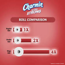 Charmin Bathroom Charmin Ultra Strong Toilet Paper 24 Double Plus Rolls Target