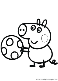 Coloring Page Of A Pig Coloring Pages Pig Com Minecraft Coloring Mo Willems Coloring Pages