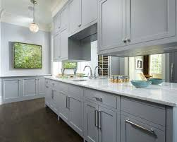 Backsplashes For Kitchens by Light Grey Kitchen Cabinet Houzz