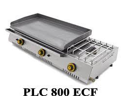 plancha gaz encastrable cuisine plancha gaz avec réchaud fainca plc 800 réf cuisine