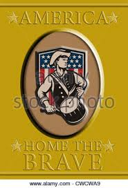soldier america flag patriot militia american male masculine army