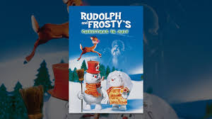 rudolph and frosty u0027s christmas in july youtube