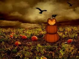 scary halloween desktop wallpaper pumpkins wallpapers for desktop wallpapersafari