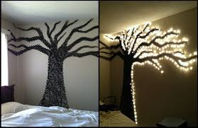 lights diy decor trees tree home living now 15610
