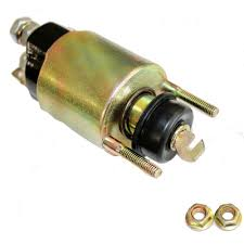 amazon com caltric starter solenoid fits john deere mower f525