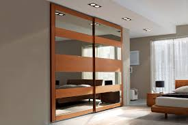 How To Build Bi Fold Closet Doors Framed Mirrored Bifold Closet Doors Adeltmechanical Door Ideas