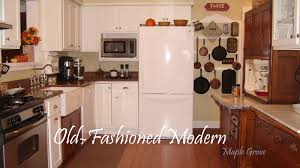 Homestead Kitchen Maple Grove Homestead Bloggers Old Fashioned Mingles With Modern