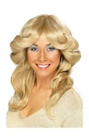 best ladies hairstyle for early 70 s disco doll more 70s fashion blondes hairstyles big curls
