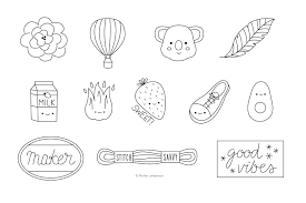Free Kitchen Embroidery Designs 12 Fun And Cute Miniature Embroidery Patterns