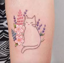 71 beautifully designed tattoos for women kitty tattoos tattoo