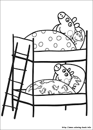 peppa pig coloring pages coloring book 7609 bestofcoloring