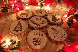 diy wood ornaments sweet