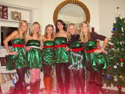 groups diy christmas tree costumes really awesome costumes