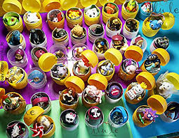 easter eggs filled with toys rustoyshop 20psc for toys from kinder eggs in