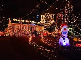 christmas lights in alabama christmas lights in birmingham bringing out the clark griswold
