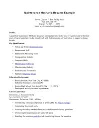 resume example for retail maintenance resume template resume templates and resume builder aircraft mechanic resume job winning resume example of aviation