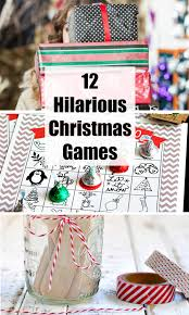 12 hilarious christmas party games to try this season hilarious