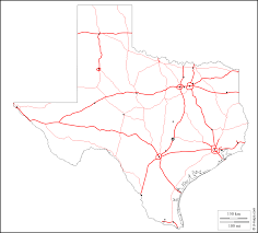 Dart Map Dallas by Texas Free Map Free Blank Map Free Outline Map Free Base Map
