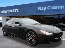 2015 Maserati Ghibli Interior Nj Certified Preowned Maseratinewray Catena Maseratioakhurst