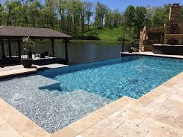 Mountain Lake Pool Design by Swimming Pool Gallery Hollywood Pools Swimming Pools