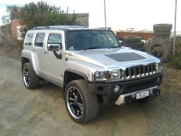 2008 hummer h3 information and photos zombiedrive