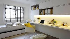 interior design for home office minimalist stylish scandinavian home office designs