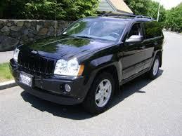 jeep grand cherokee all black 2006 jeep grand cherokee laredo for sale salem ma 6 cylinder black