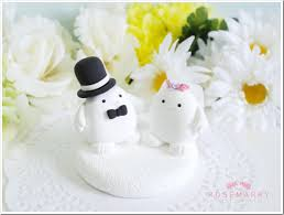 dr who wedding cake topper adorable adipose wedding cake topper between the pages