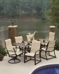 Outdoor Aluminum Patio Furniture by Cast Aluminum Patio Furniture Manufacturers