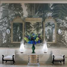 de gournay u0027le eden u0027 design in crystal grey design colours on