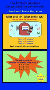 pattern games kindergarten smartboard freebie odd even race to the finish game interactive smartboard