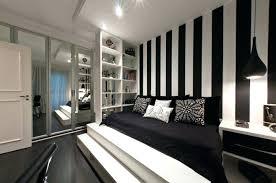chambre noir et blanche chambre noir et blanc salon noir blanc gris chambre et blanche