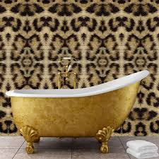 leopard removable wallpaper self adhesive decals leopard print