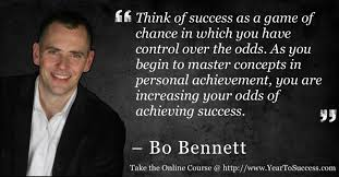 Quote Meme - quote memes bo bennett year to success