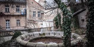 bbc travel zagreb u0027s secret courtyards