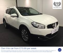 qashqai nissan 2012 nissan qashqai tekna 2 0 dci 4wd 5dr for sale from alexander paul