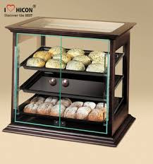 table top display cabinet table top glass cover wood bakery store health showcase bakery