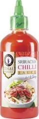 sriracha bottle thai dancer sriracha chilli sauce 450ml bottle 12 bottles per