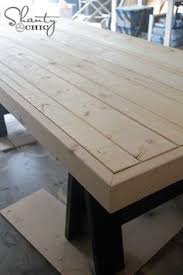 Build Dining Room Table by X Console Table Do It Yourself Home Projects From Ana White