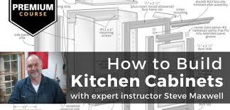 install cabinets like a pro the family handyman online course catalog the family handyman diy university