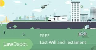last will u0026 testament form print free last will forms us