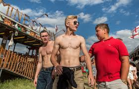 gypsys a way of life guys haircuts travellers day out 2015 midsummer common cambridge valerio
