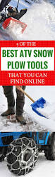 best 25 atv snow plow ideas on pinterest atv plow atv shop and