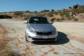 review 2012 kia optima hybrid the truth about cars