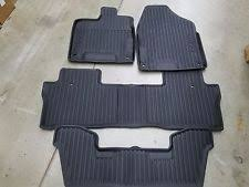 honda pilot all weather mats floor mats carpets for honda pilot ebay