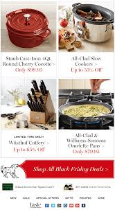 2014 thanksgiving day sales williams sonoma black friday 2017 sale u0026 outlet deals blacker friday