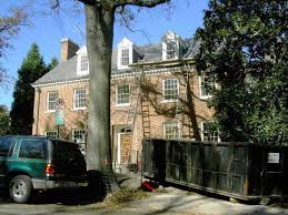 clinton residence residence of secretary of state hillary clinton washington d c